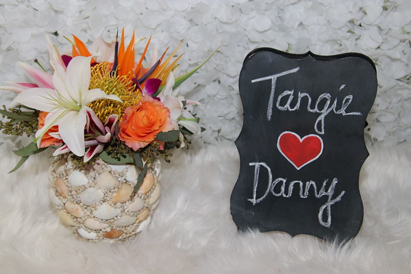 Tangie and Danny's sunset elopement! Cocoa Beach Weddings!