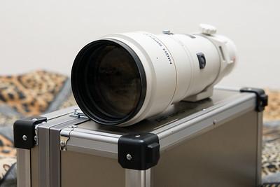 Minolta 400 f/4.5 G HS