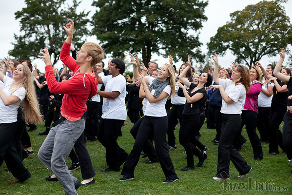 The Flash Mob Event of the Year