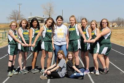 Jr. High Girls Track