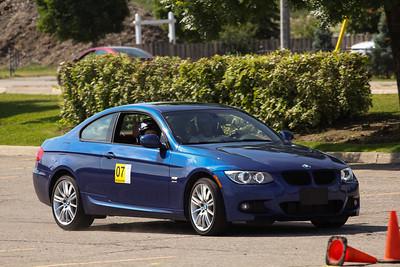 BMW Trillium AutoX - July 27th 2014