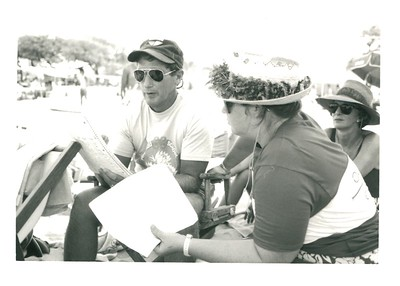 1988 Waimanalo Regatta 6-26-1988