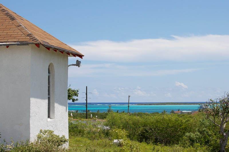St. Paul's Anglican Church in Clarence Town, Long Island, Bahamas