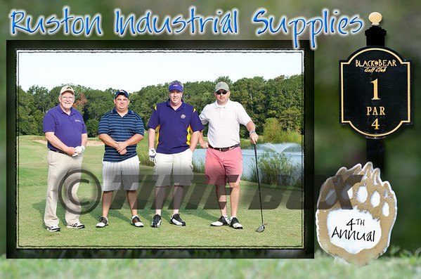 Ruston Industrial Golf Tournament 2011