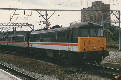 Class 86/2 (BR Doncaster & English Electric Vulcan Foundry)