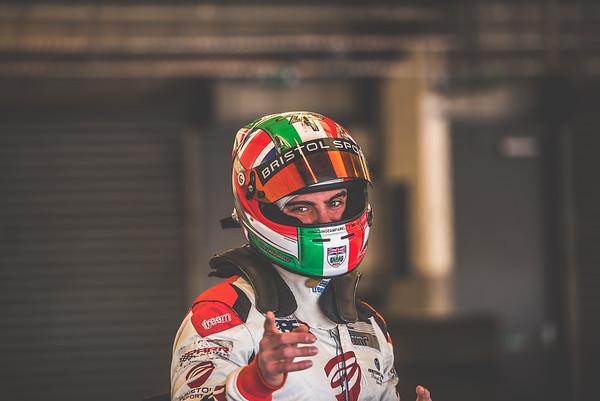 Dino Zamparelli - Porsche GT3 Cup Silverstone