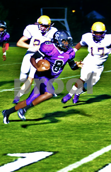 CANE RIDGE  vs SMYRNA BULLDOGS  8-29-2014