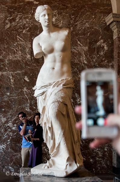 At the Louvre: Venus de Milo