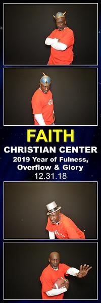 12.31.18 Faith Christian Center