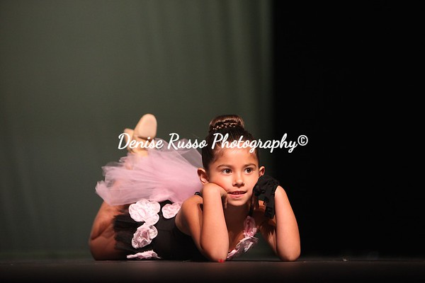 2014 PAC Show 1: Rehearsal and Recital