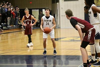 HS Sports - Southgate at Trenton Boys Basketball 20