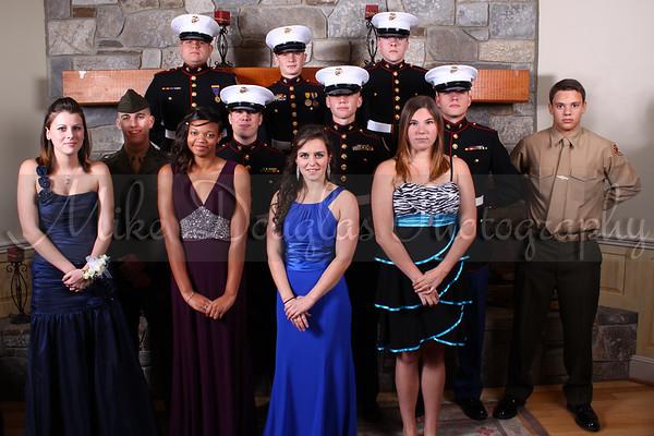 Marine Corps JROTC Ball 2013