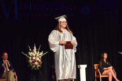Mishawaka High School Graduation 2020
