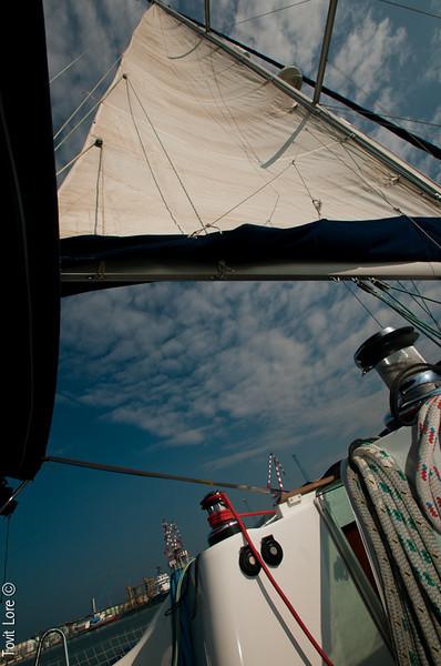 Sail to Acre with Gadi Ramon