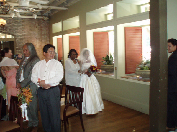 Pauline's Wedding 10.21.06