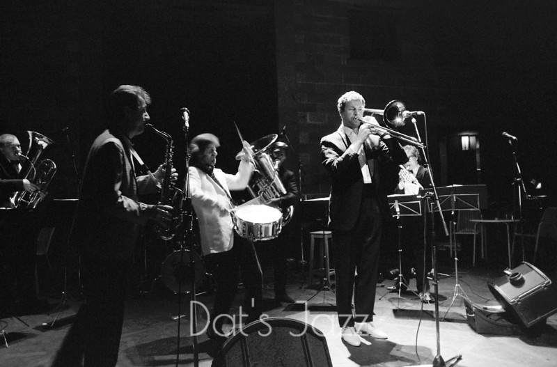 PAUL NIEMAN with MIKE WESTBROOK ORCHESTRA