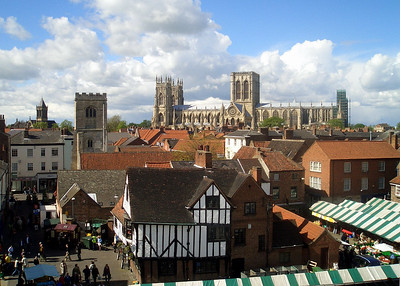 York, May