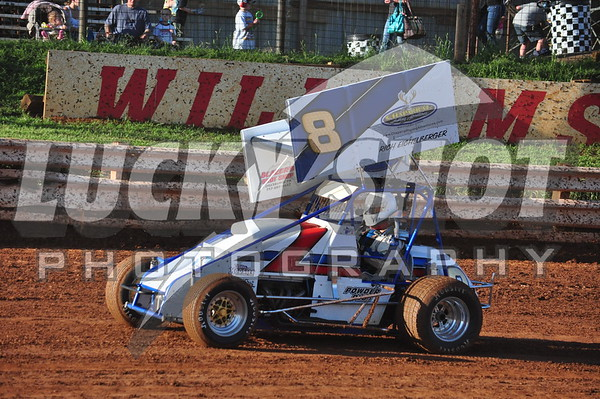 Williams Grove SNS 7/5  Shank