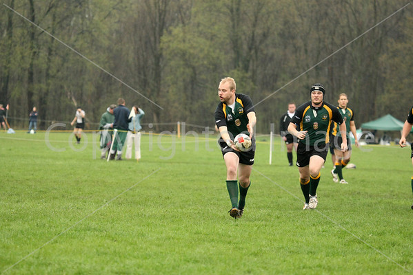Midwest rugby semi-finals - Harlequins vs Mil. B & W