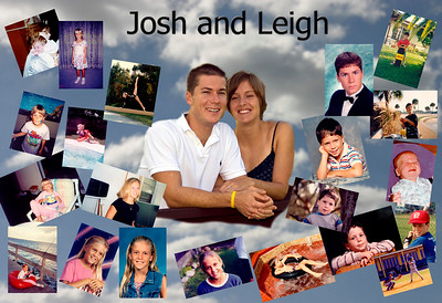 Josh and Leigh