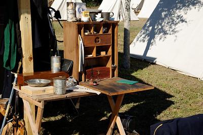 Fort Pierce Civil War Enactment