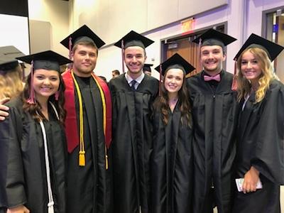 2018 Legacy High School Graduation