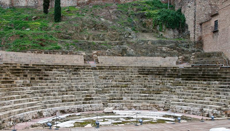 Sun 3/13 in Malaga: Roman theater