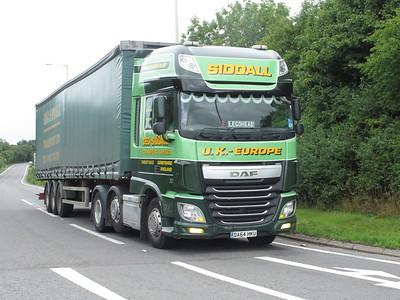 Trucks Prees Heath Shopshire  July 20