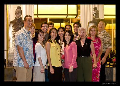 Kamehameha Toastmasters - Holiday Dinner 2011