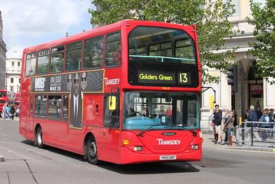 Transdev Bus Fleet
