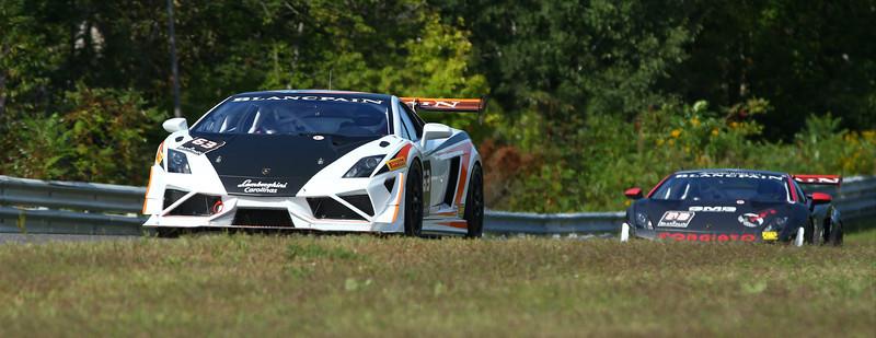 2013 KBC GP at Calabogie Lamborghini
