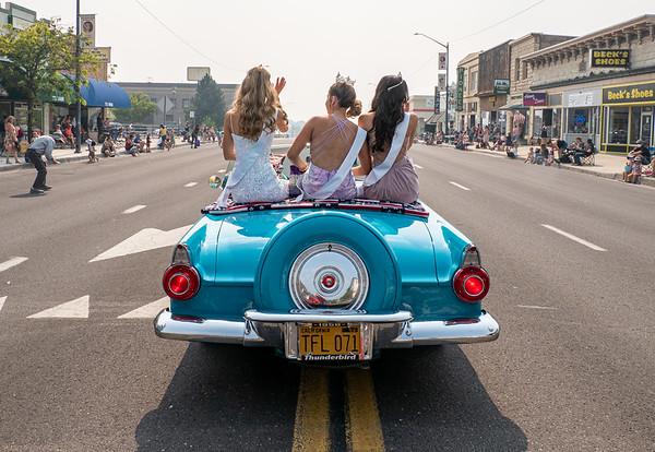 2021 Lassen County Fair Parade