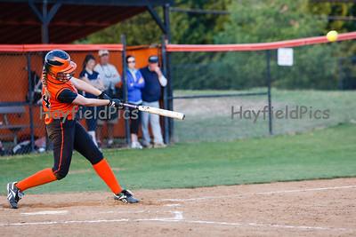 Softball Washington & Lee 4/16/13