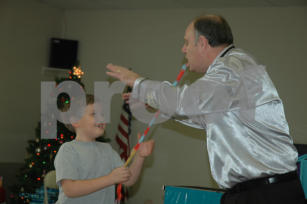 Rotary Christmas Party - December 2008
