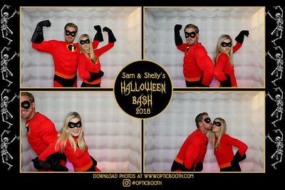 Sam & Shelly's Halloween Bash 2018