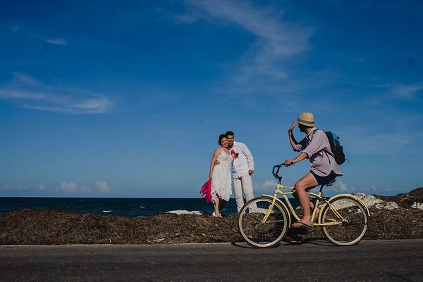 PATY&NICO//Tulum Quintana Roo.