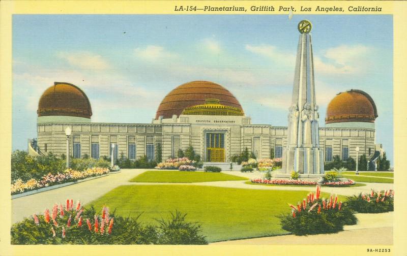 Griffith Park Planetarium