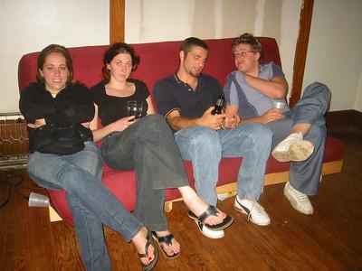 Fall 03 Keg Party