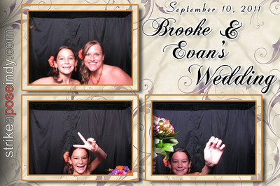 Brooke & Evan's Wedding