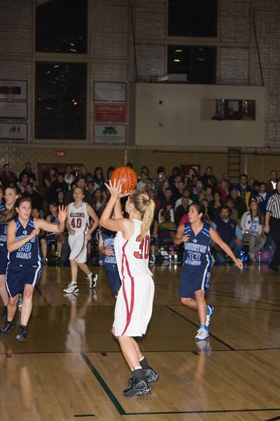 PUC Basketball Tourney Finals Prep vs MBA