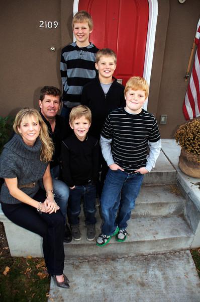 Dryden Family
