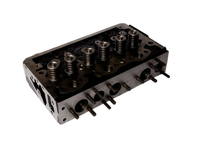 FORD LANDINI MASSEY PERKINS ENGINE CYLINDER HEAD