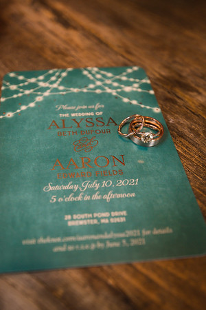 Alyssa & Aaron July 10 2021