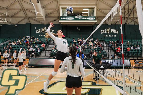 2019-10-29-Cal Poly vs. CSUN