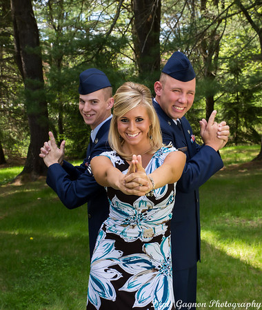 A woderful military family