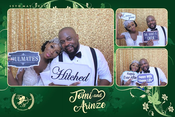 Tomi and Arinze's Wedding