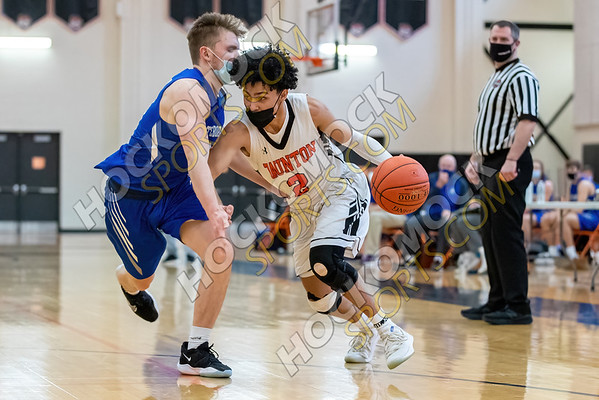 Taunton-Attleboro Boys Basketball - 02-18-21