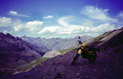 Franse Alpen 1988