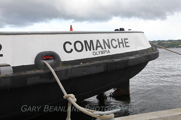 Comanche Tug 2011