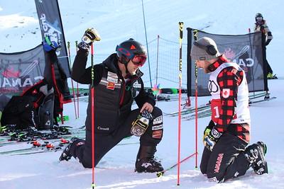 Dec 8, 2016 - Val Thorens Audi Ski Cross World Cup Cross Alps Tour